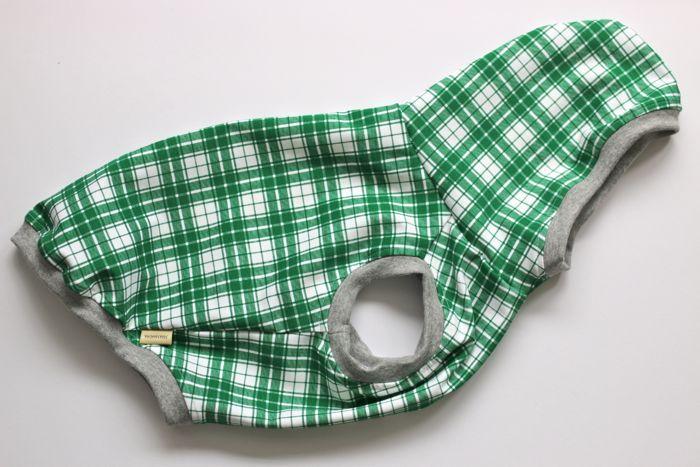 画像1: 【Choice】春のグリーンチェックパーカー