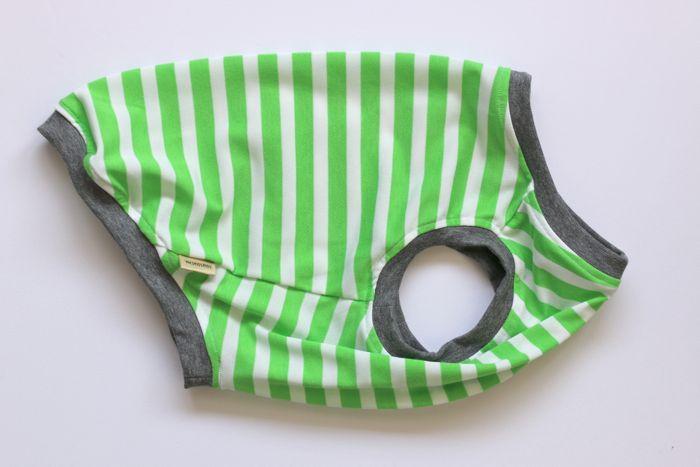画像1: 【Choice】蚊避けタンク 黄緑白
