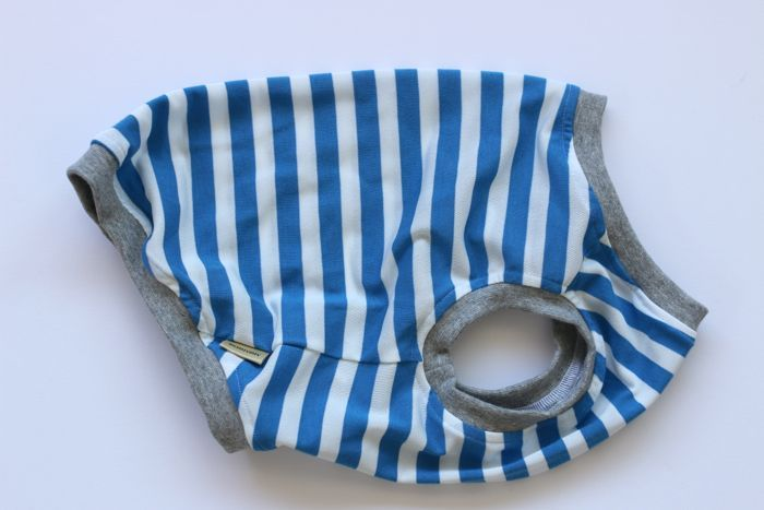 画像1: 蚊避けタンク ブルー